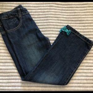 Girls Gymboree Glamour Friends Denim Jeans
